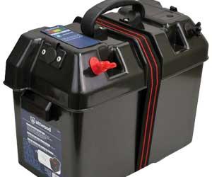 batteri kasser
